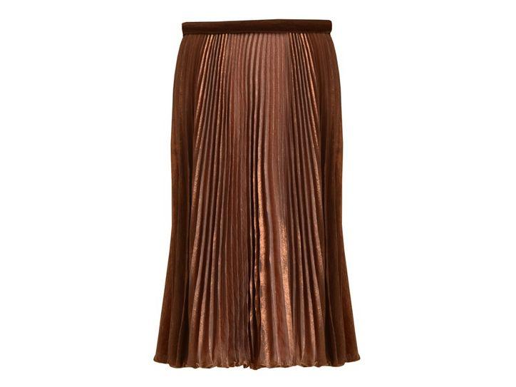 etienne-aigner-pleated-skirt