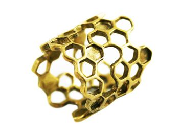honeycomb-ring