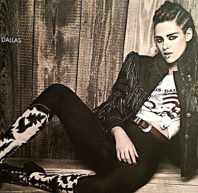 Kristen Stewart Chanel Campaign Pre Fall