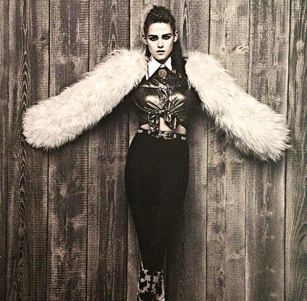 Kristen Stewart Chanel Pre Fall 2014