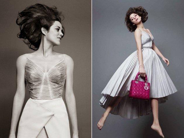Lady Dior 2014 Marion Cotillard