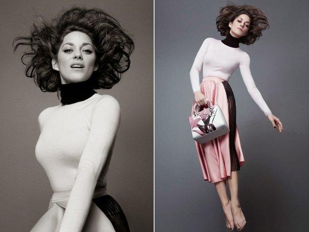 Marion Cotillard Lady Dior Campaign Spring 2014