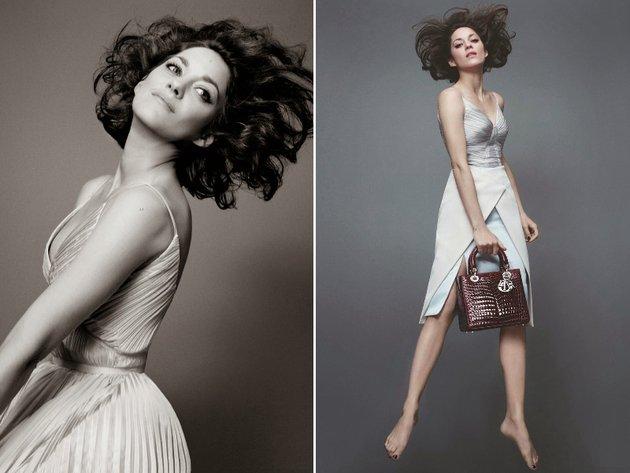 Marion Cotillard Lady Dior Spring Summer 2014