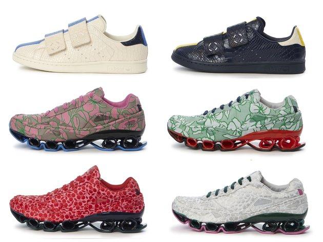 Raf Simons Adidas Originals Sneakers 2014
