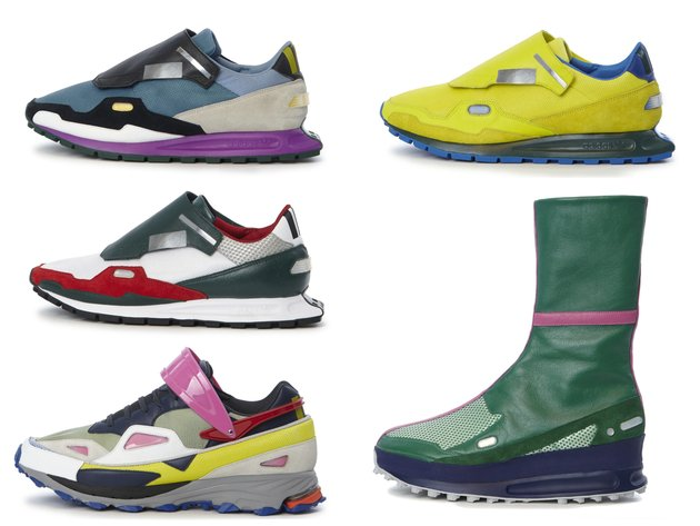 Raf Simons Adidas Sneakers 2014