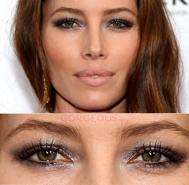 Small Eyes Makeup Jessica Biel